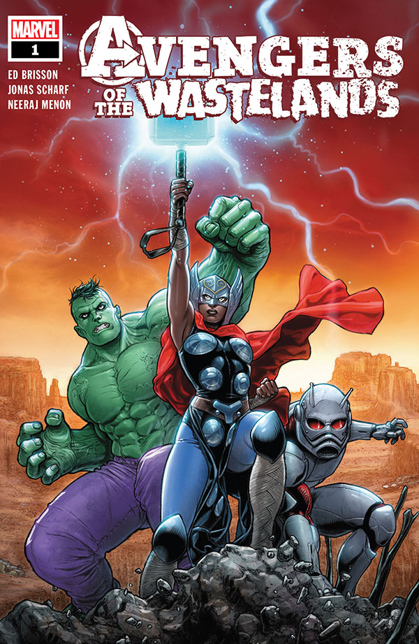 Avengers Of The Wastelands 1