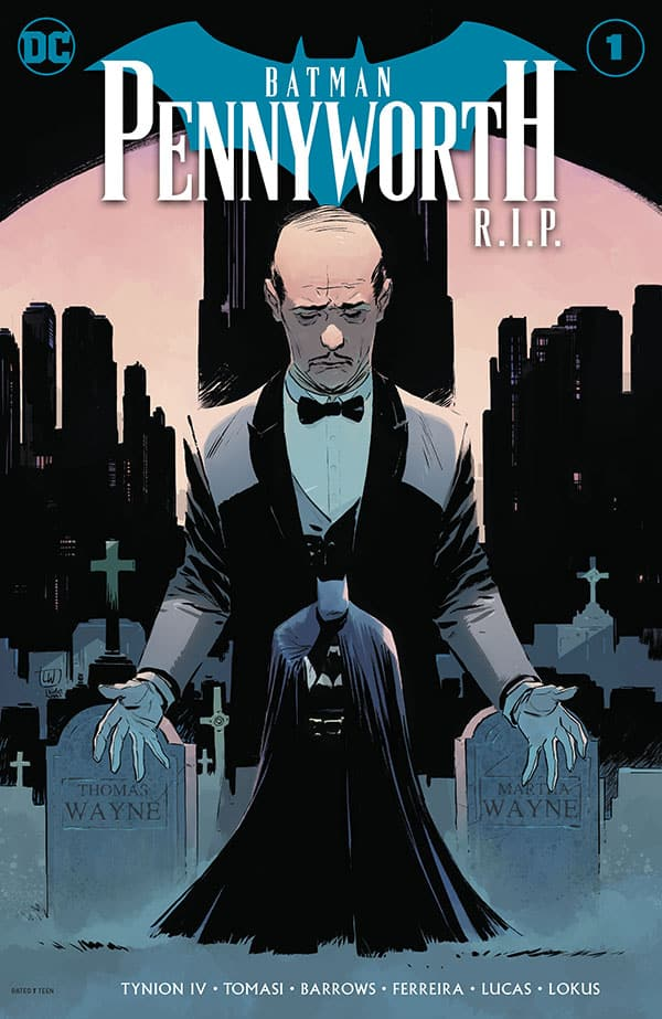 Batman - Pennyworth R.I.P.