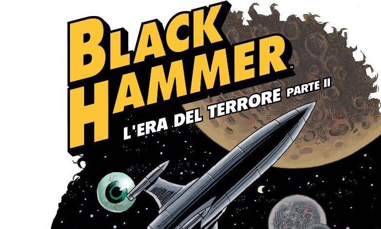 """BAO pubblica """"Black Hammer 4"""""""