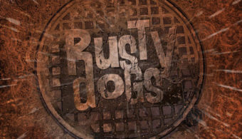 COVER RUSTY DOGS