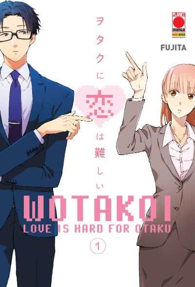 COVER Wotakoi