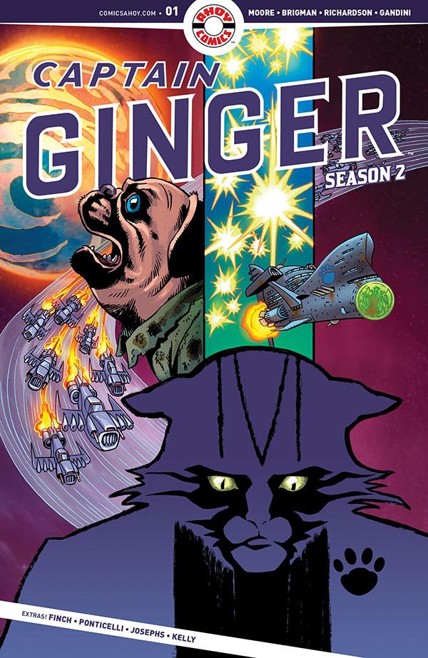 Captain Ginger Season 2 1