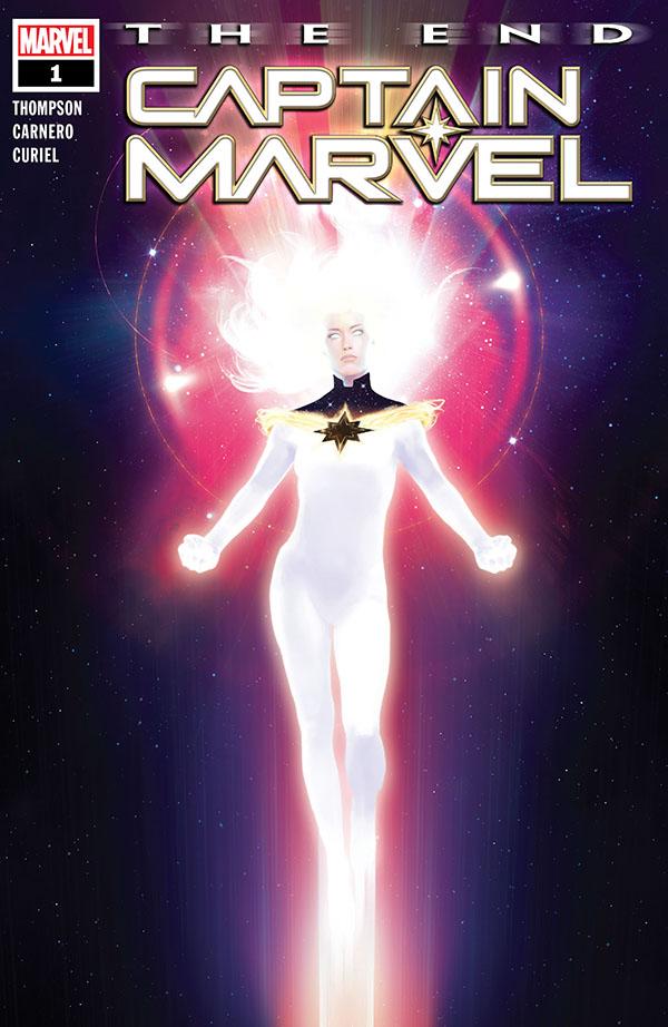 Captain Marvel - The End