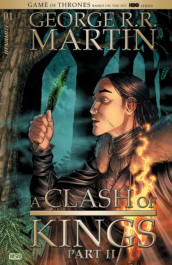 George R.R. Martin's A Clash of Kings 1