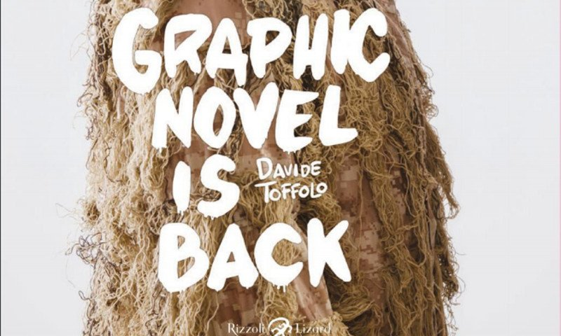 "Una vita irrequieta: ""Graphic novel is back"""
