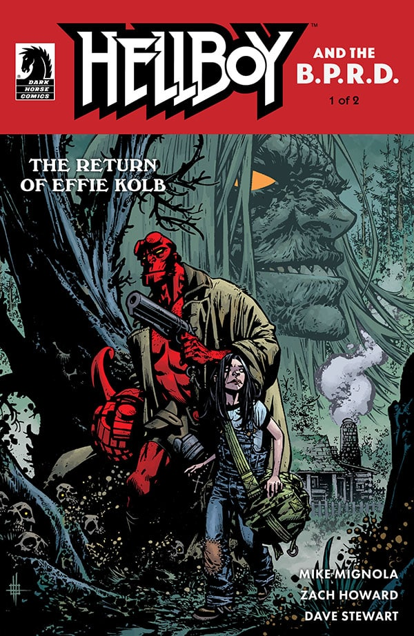 Hellboy and the B.P.R.D. - The Return of Effie Kolb 1