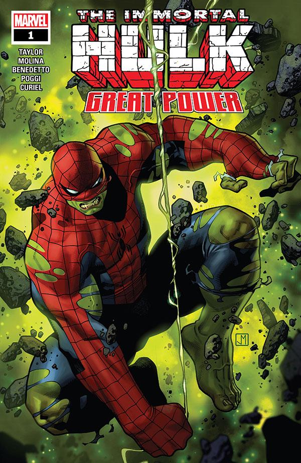 Immortal Hulk - Great Power