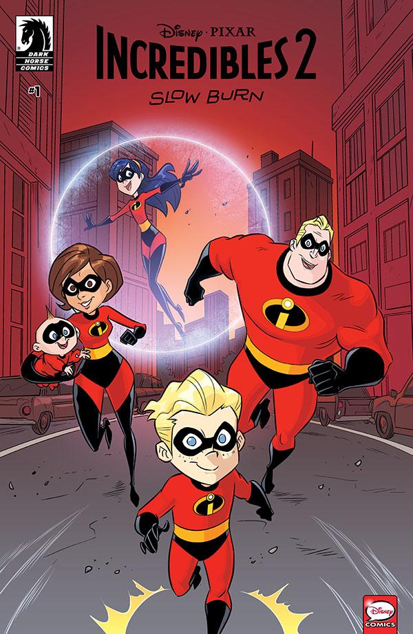 Incredibles 2 - Slow Burn 1