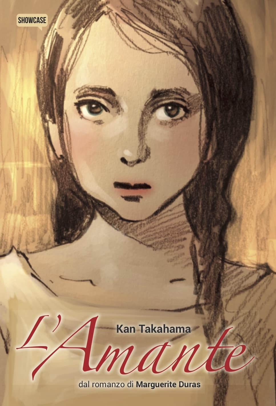 """E' uscito """"L'amante"""" di Kan Takahama pubblicato da Dynit Manga"""
