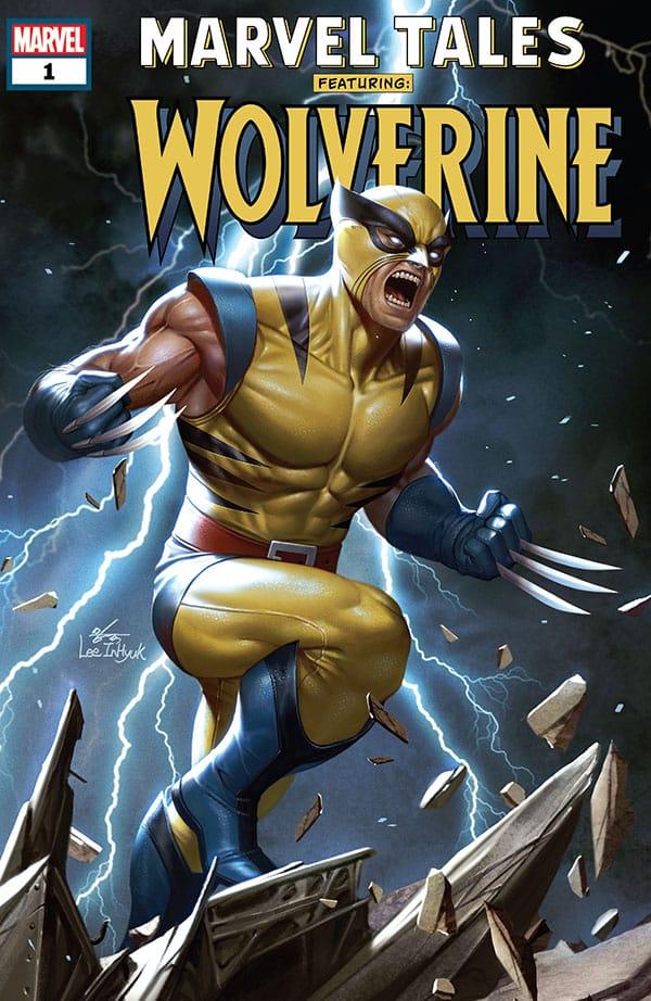 Marvel Tales - Wolverine