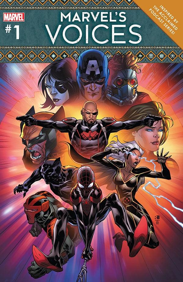 Marvel's Voices 1
