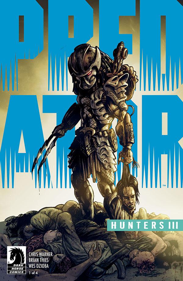 Predator - Hunters III 1