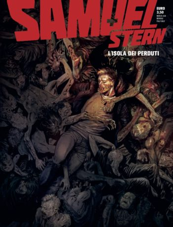 S STERN#04 - Cover