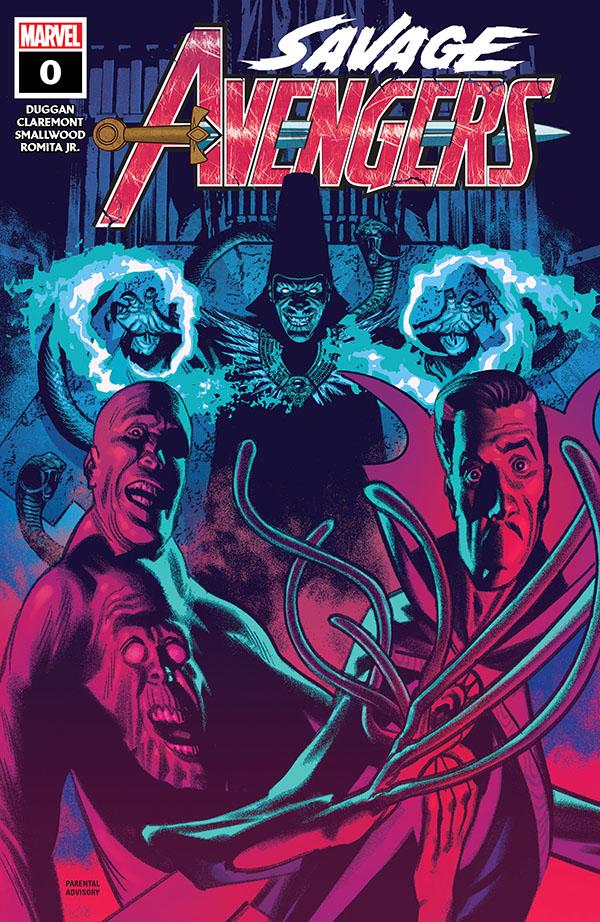 Savage Avengers 0