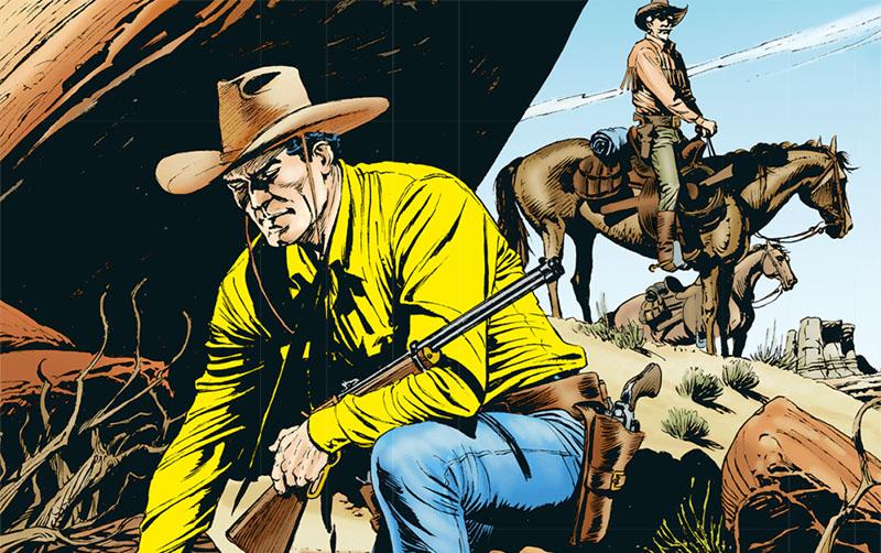 Tex #712 – I forzati di Dryfork (Rauch, Prisco)