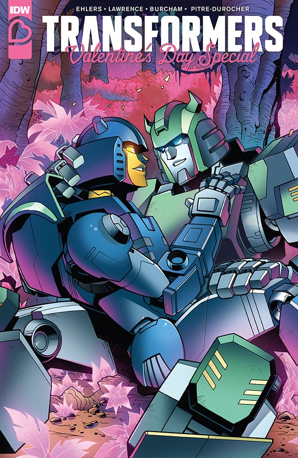 Transformers - Valentines Day Special