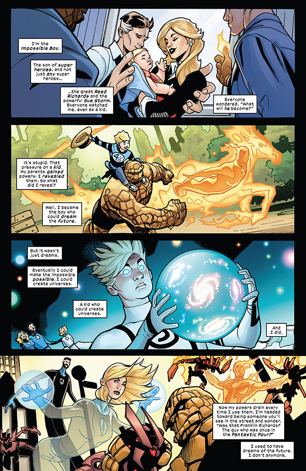 X-Men - Fantastic Four 001-002