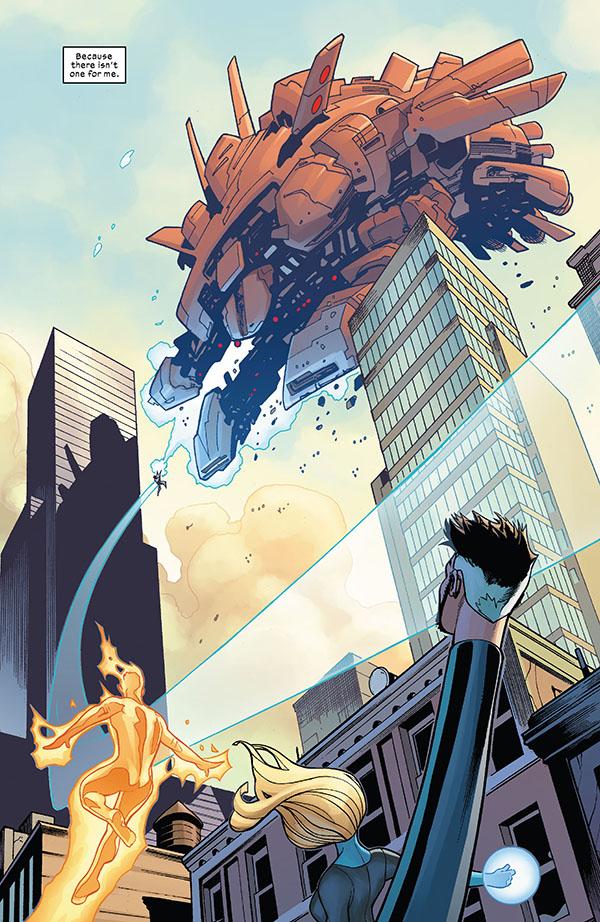 X-Men - Fantastic Four 001-003