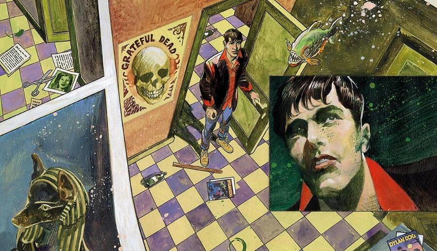 """""""Altre visioni"""" di Dylan Dog nel Color Fest #32"""
