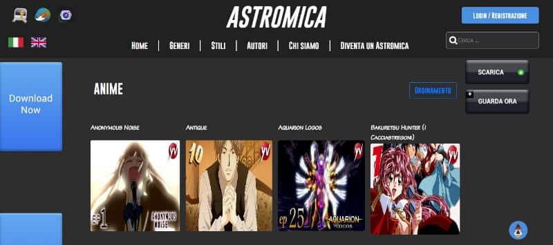 Astromica e Yamato: fumetti e anime su un'unica piattaforma