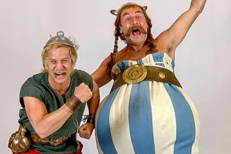 Asterix: smentita la cancellazione del film a causa del Covid-19