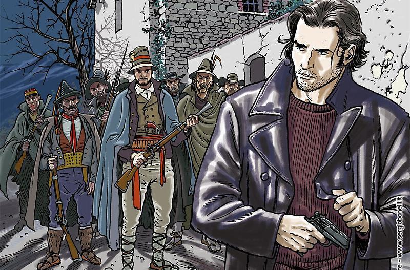 Dampyr #239 – Il condottiero di Calabria (Falco, De Stena)