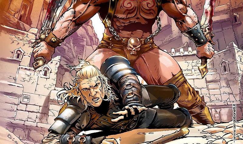 Dragonero il ribelle #4 – L'urlo della carne (Barbieri, Bignamini, Bonessi)