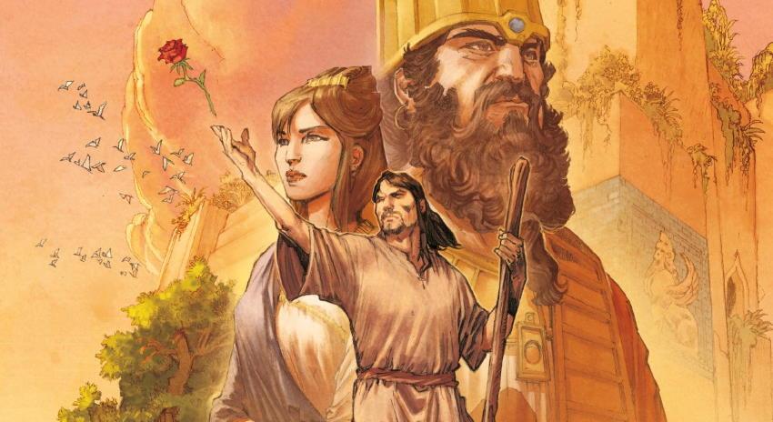 """In uscita """"Le sette meraviglie: I giardini di Babilonia"""" per Star Comics"""