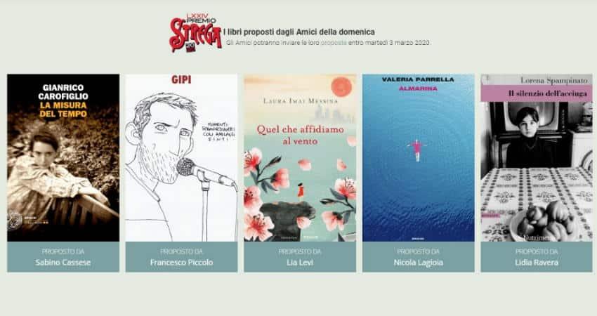 I fumetti di Gipi, Gaglione e Izzo candidati al Premio Strega 2020