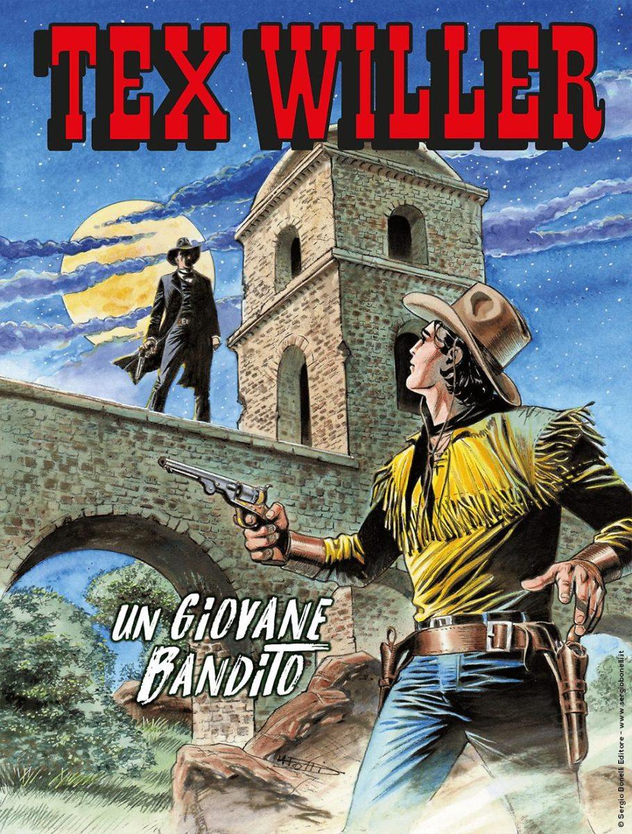 Tex Willer #17 – Un giovane bandito (Ruju, Valdambrini)