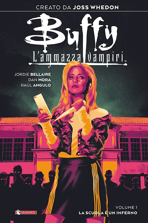 Esce il primo volume del reboot di Buffy