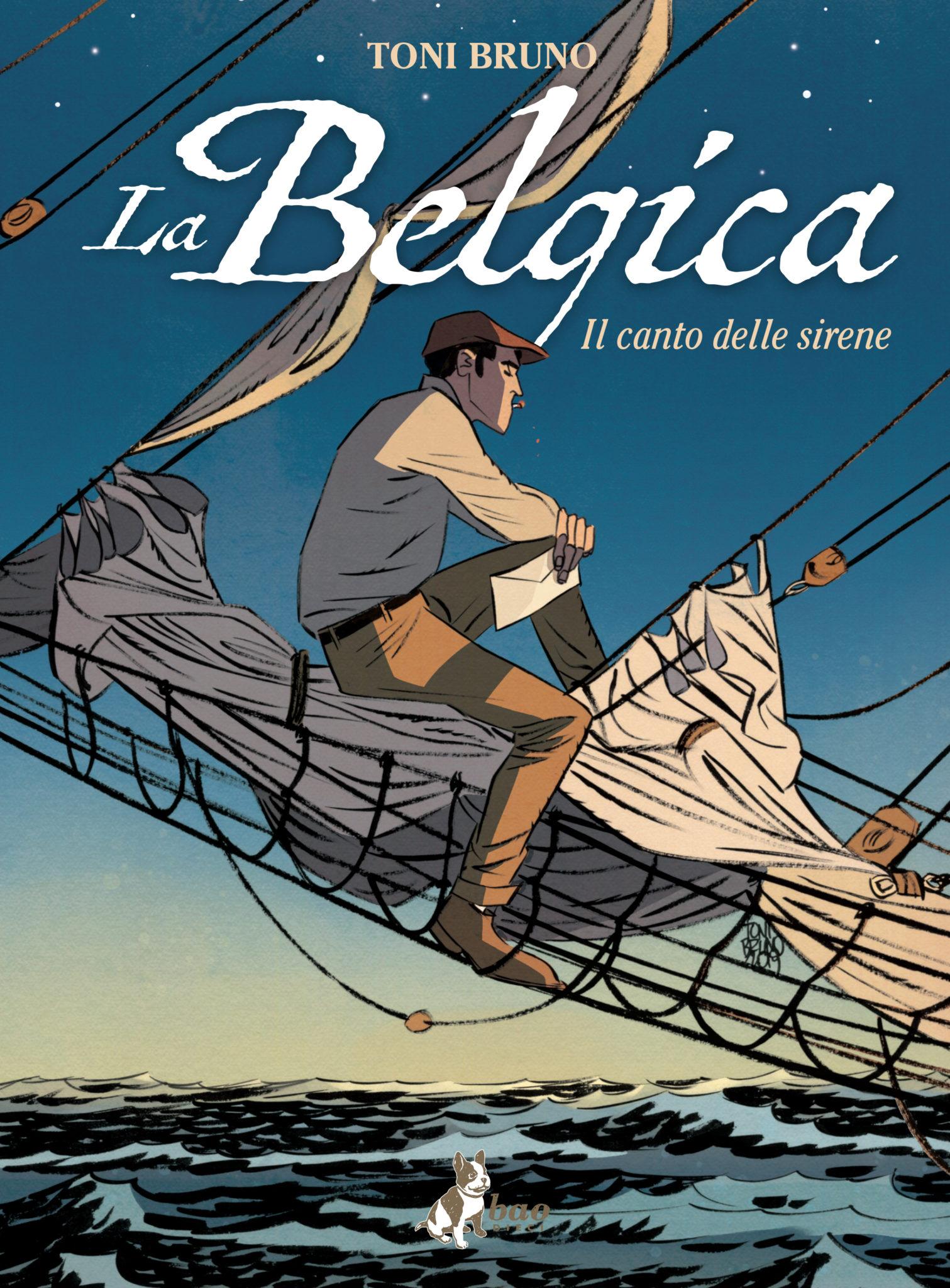 COVER LA BELGICA 1
