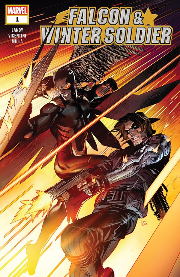 Falcon & Winter Soldier 01