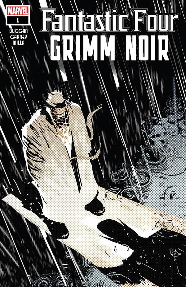 Fantastic Four - Grimm Noir 1