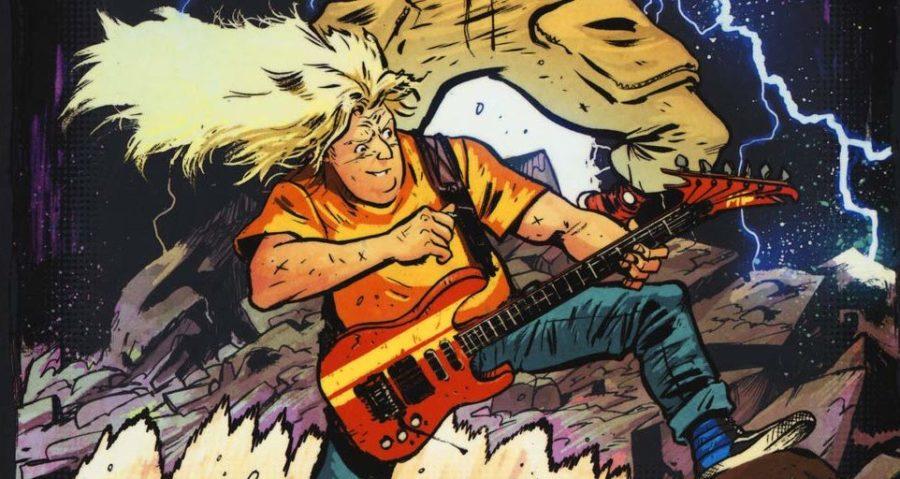 Murder Falcon: I love Rock and Roll