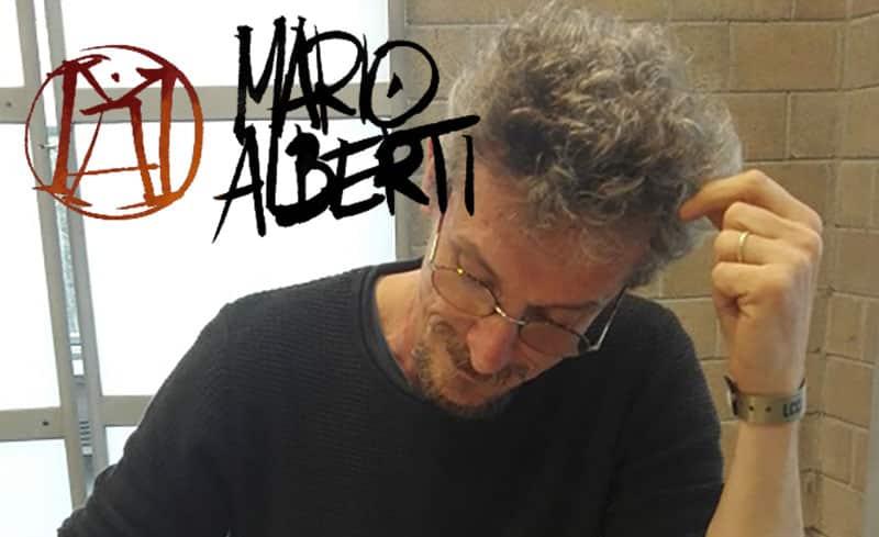 Mario Alberti: riflessioni su attualità, fumetto e fantascienza