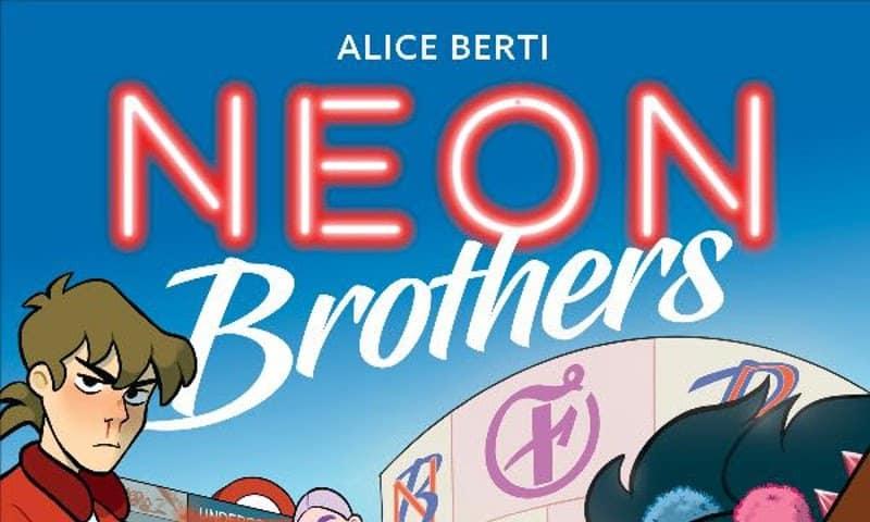 """BAO pubblica """"Neon brothers"""""""
