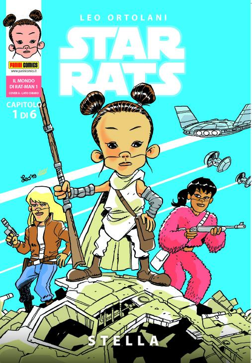 Star Rats – Stella in edicola da marzo