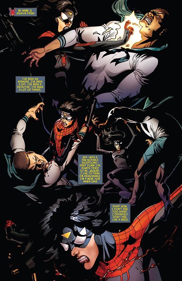 Spider-Woman (2020-) 001-002