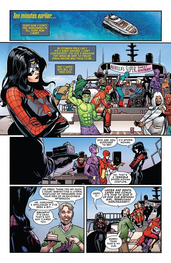 Spider-Woman (2020-) 001-003