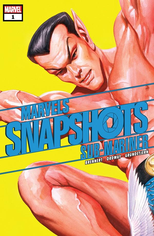 Sub-Mariner - Marvels Snapshot 1