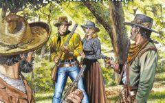 Tex Willer #16 – I Lupi della Frontiera (Ruju, Valdambrini)
