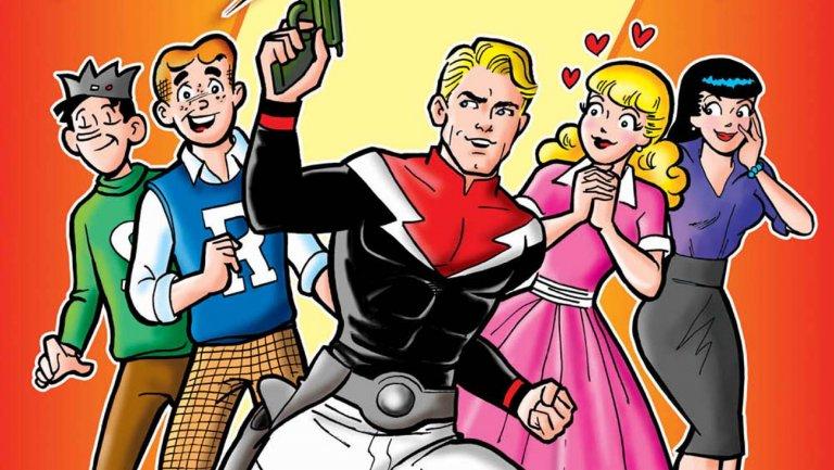 In arrivo Team-Up tra Archie e Flash Gordon