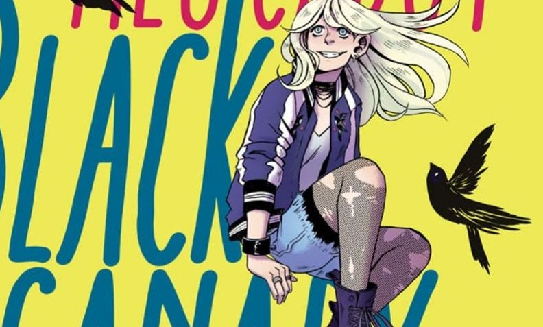 Black Canary: ignite (Cabot, McGee)