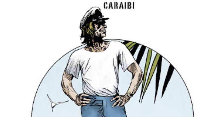 Capitan Erik Vol.3 – Caraibi (Nizzi, Micheluzzi)