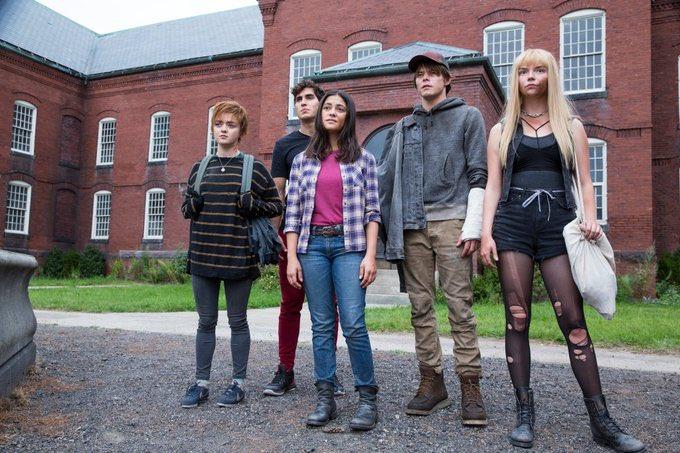 New Mutants è ancora programmato per una uscita cinematografica