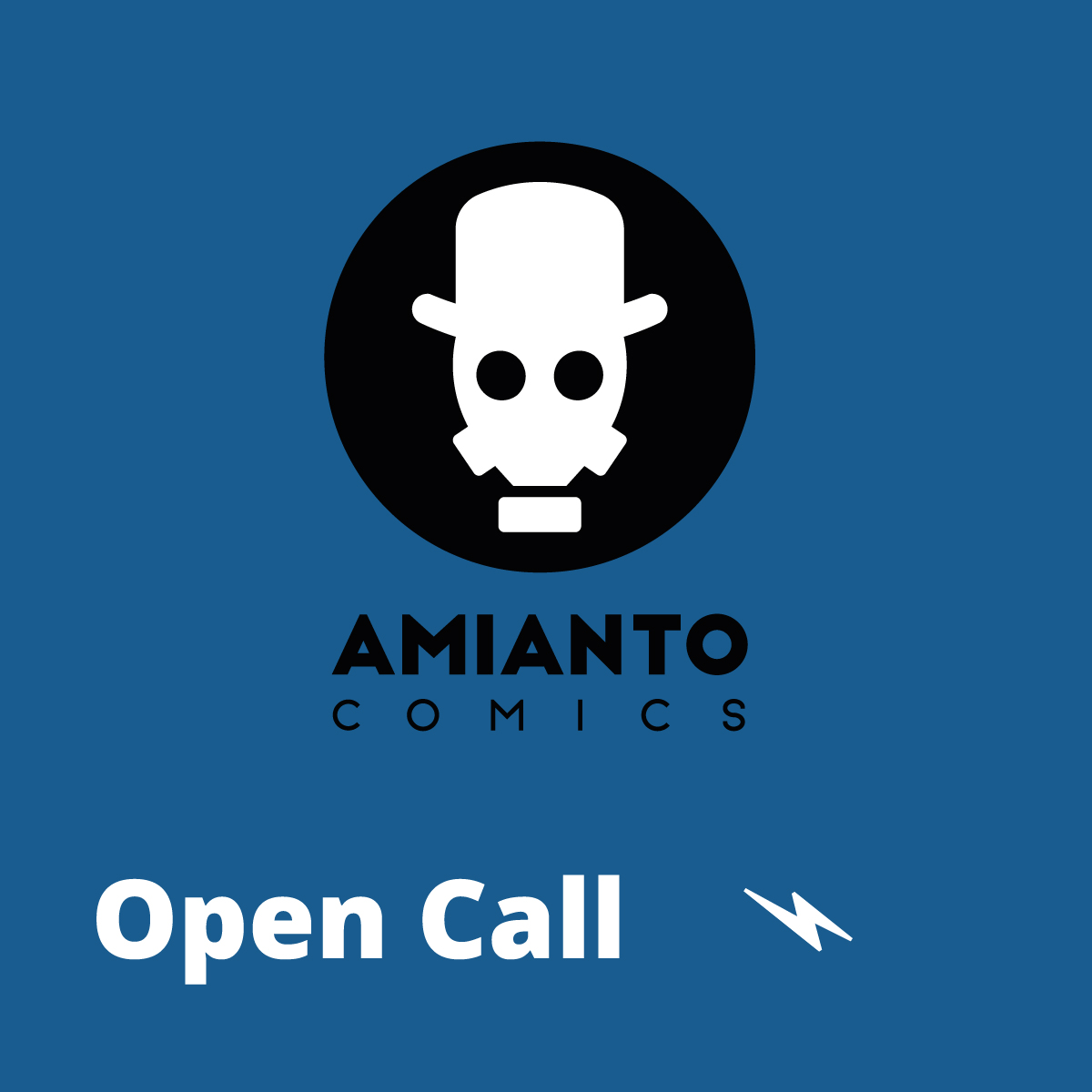 Amianto Comics open call: Amianto Blu