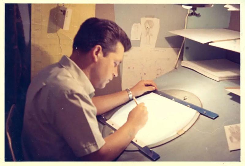 Addio a Roman Arambula, disegnò la striscia di Mickey Mouse