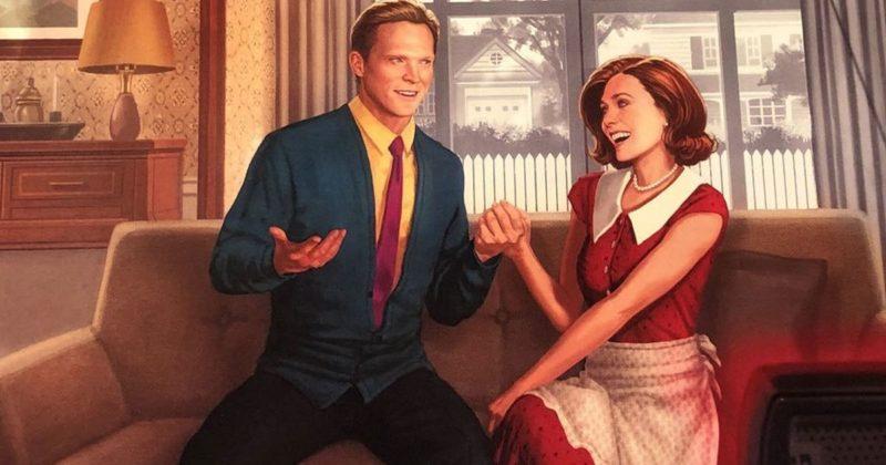 WandaVision e Loki: Disney sospende la produzione