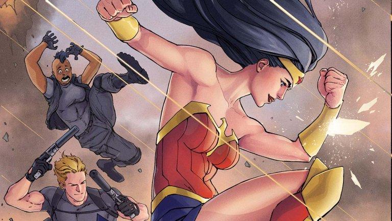 Mariko Tamaki nuova sceneggiatrice di Wonder Woman